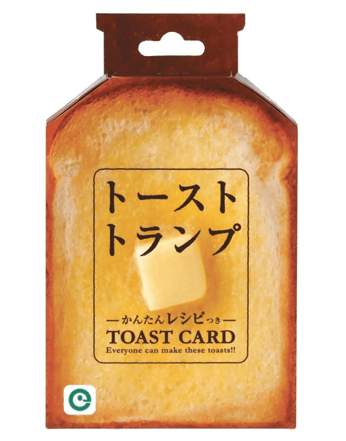 TOAST CARD