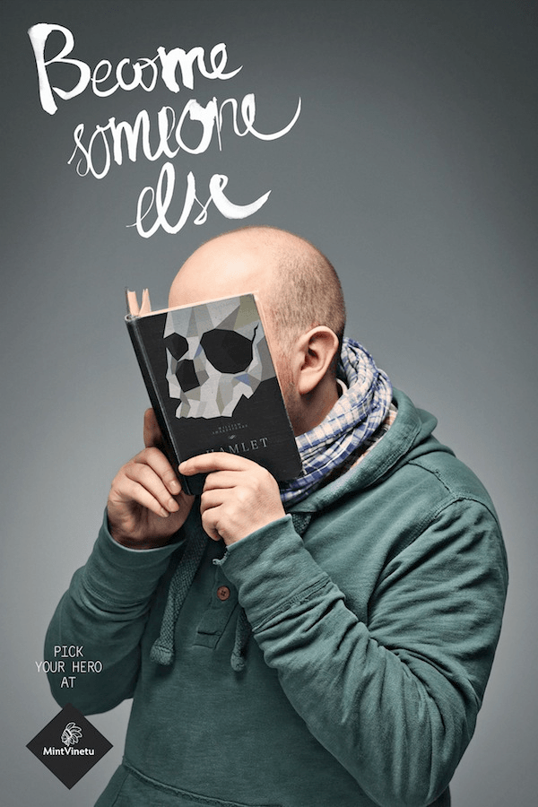 Creative Bookstore Ads