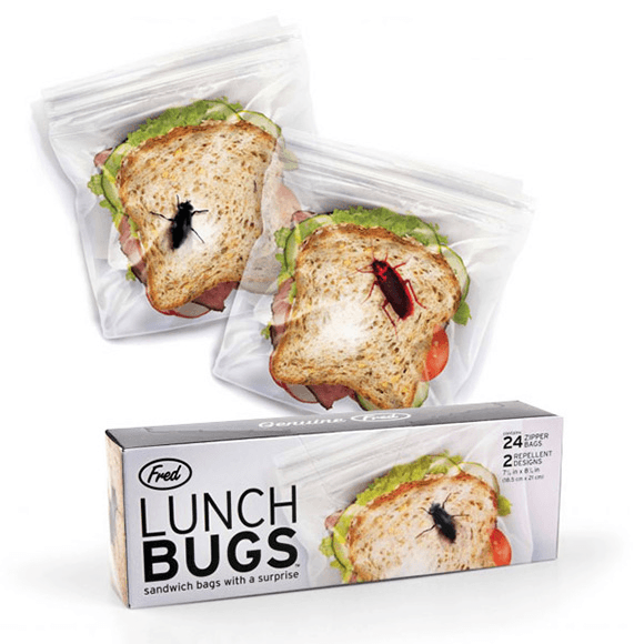 LUNCH BUGS
