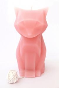 炎とともに正体を現す悪魔の猫キャンドル - The Devil´s Pet -