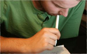 インクまで全てが食べられるお菓子なペン - Edible Pen -