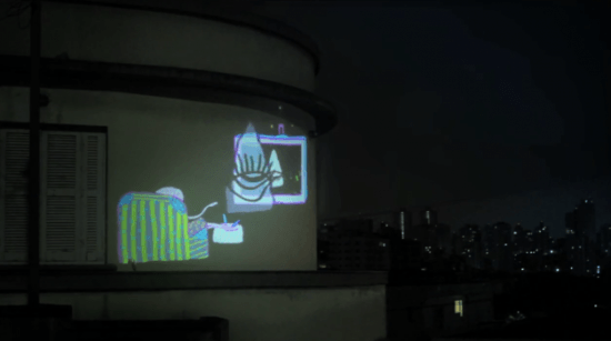 MTV Urban Projection