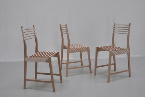 Triplette Chair