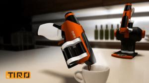 エスプレッソをワンショット、華麗に決める! - One Shot Espresso Gun -