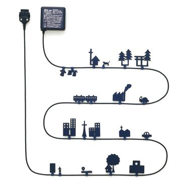 AC Adapter WORLD OF ALICE