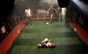 ビリヤード+サッカーのファンタジックスポーツ - poolball -