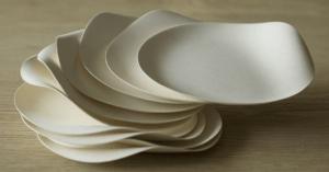 ホームパーティーで是非使いたい!美しいデザインの紙の器 - WASARA -