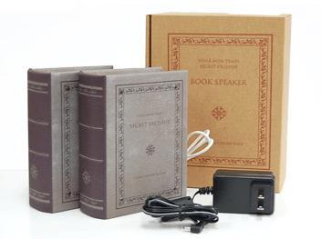 Book Speaker