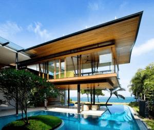 太陽光発電の美しい家いろいろ - Solar Powered -
