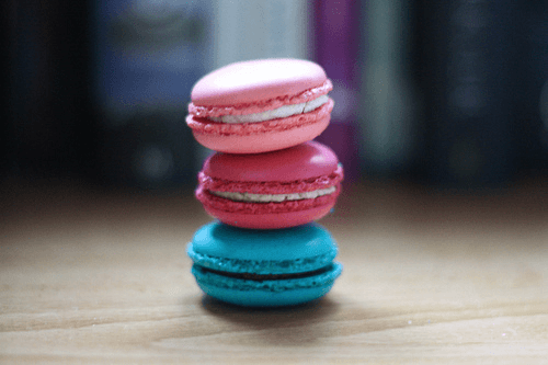 I Love Macaron
