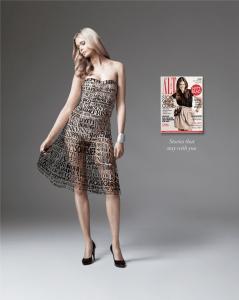 ファッションの力でできる究極の自己主張 - Dresses Made of Words -