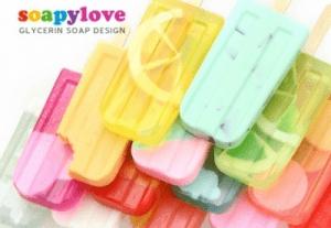 この夏ぴったりなヒンヤリしそうな石鹸 - soapylove -