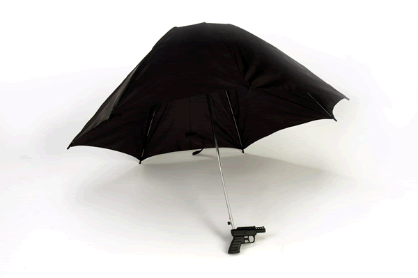 water gun umbrella