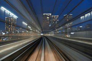 未来へとトリップする電車 - Time Warp -