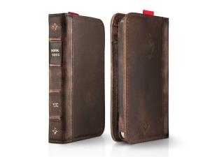 まるで古い洋書。本を読むようにiPhone4を - BookBook for iPhone4 -