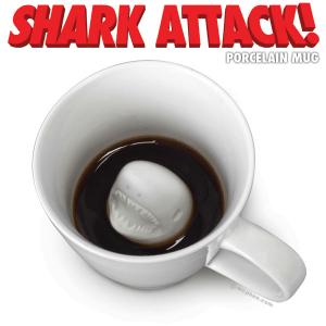 コーヒーの海に生息するサメ - Shark Attack -