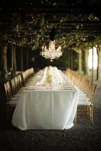 パーティーをしたくなるテーブルのある美しい風景 - Tablescape -