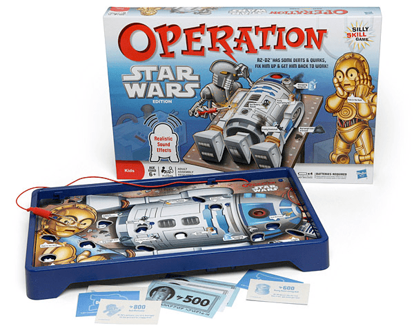 Operation R2-D2