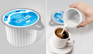 コーヒーというよりはただの牛乳かクリームになってしまいます - Xtra Cream Super-sized Creamer -