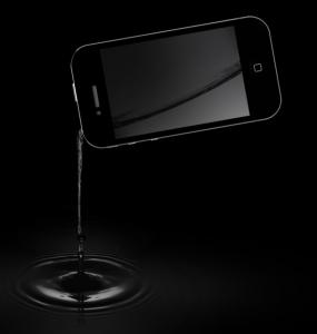 飲みたい夜は、iPhoneで一杯いかが? - Phone Flask -