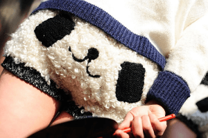 パンダショーツの女の子たち - Panda Shorts In Shanghai -