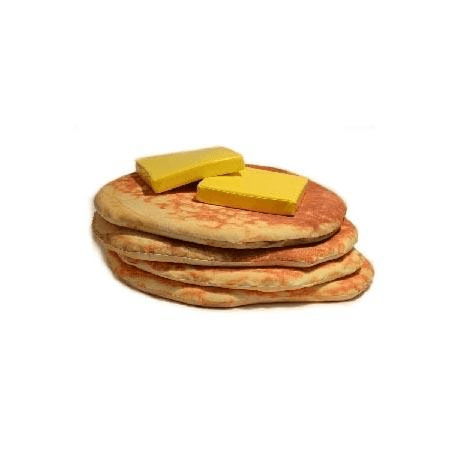 Pancake Floor Pillows