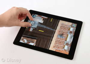 ディズニーが提供するインタラクティブiPadアプリ - Disney AppMATes -