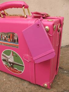 ラゲージタグにもこだわりたい旅行好きのあなたに - Moleskine Luggage Tags -