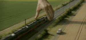 まさに「手を加えられた」驚きのミニチュア風映像 - Réseau Ferré de France -