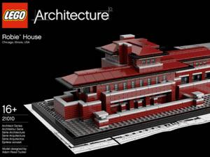 レゴ・アーキテクチャーシリーズ新作登場! - LEGO Architecture 2 -