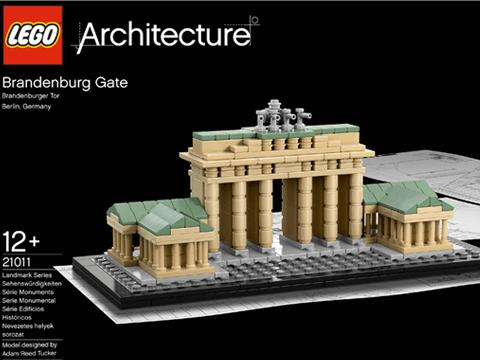 LEGO Architecture 2