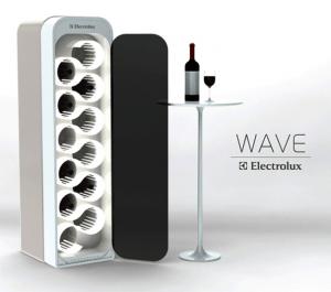 時間を飛び越える未来のワインセラー - Ultra Sonic Wine -
