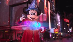 みんなを笑顔にする夢と魔法のAR – Disney AR In Times Square -