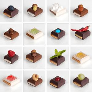 選んで楽しい、見て楽しい、遊べるチョコレート - Sweet Play -