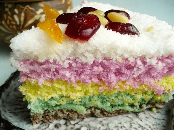 Celebratory Dessert