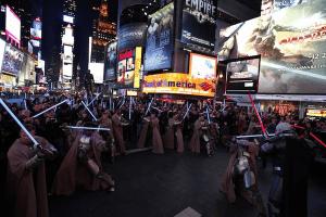 ジェダイとシスの聖戦が目の前で繰り広げられたら - Jedi vs Sith -