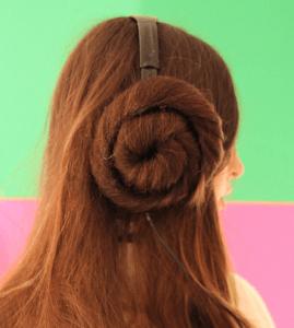 銀河のプリンセスになれるヘッドホン - Galactic Princess Headphone Covers -