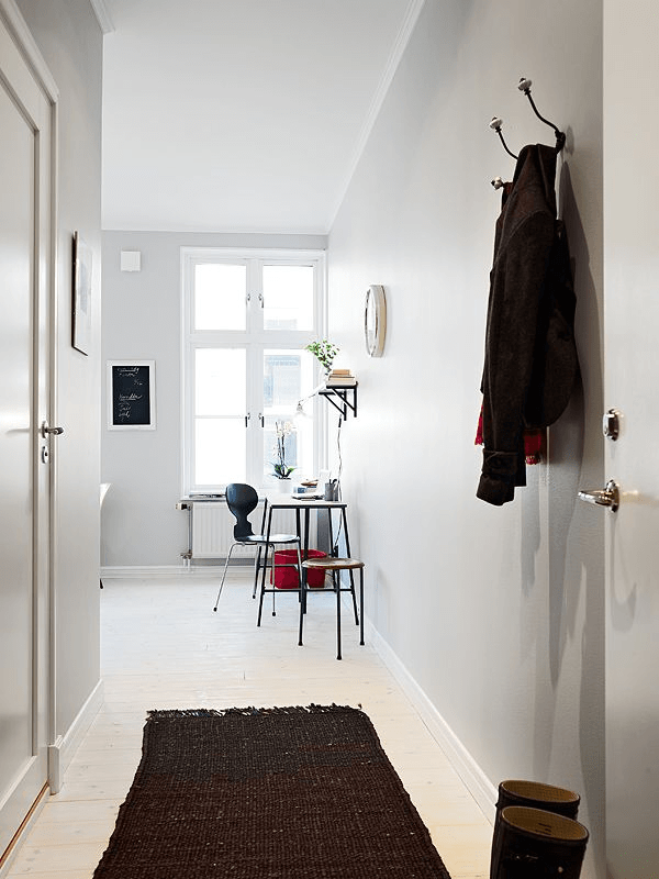 Small students apartment