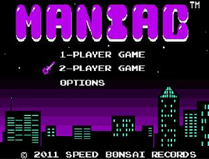 ストリートダンスとヴァイオリンと8-bitの融合 - Eric Speed Maniac -