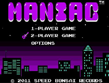 Eric Speed Maniac