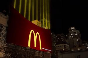 食べたくなるなる、マクドナルドのクリエイティブな広告いろいろ - Creative McDonalds Ads -