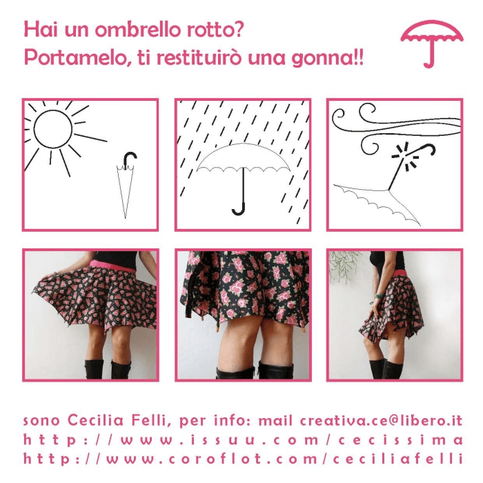 Umbrella Skirt