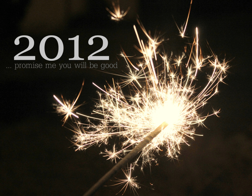 Happy New Year 2012
