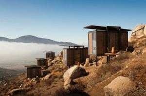 崖の上のエコなホテル - Eco Hotel Endemico -