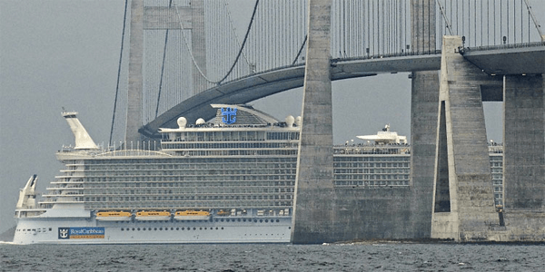 The Worlds Largest Cruise Ships
