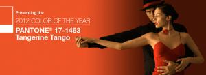 2012年のテーマカラーはタンジェリンタンゴ - PANTONE 2012 Color of The Year -
