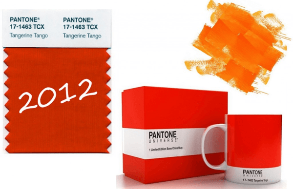 PANTONE 2012 Color of The Year