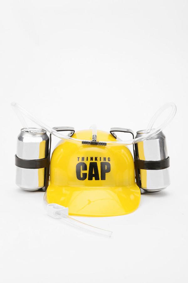 Drinking Helmet