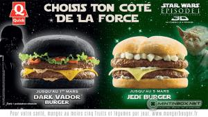 暗黒面を味わえ!スターウォーズバーガー - Star Wars Burgers -