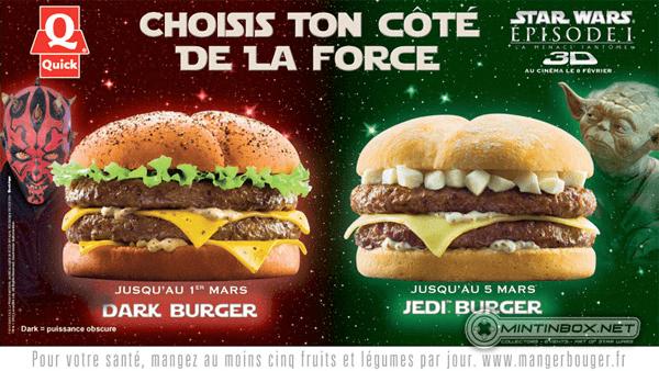 Star Wars Burgers